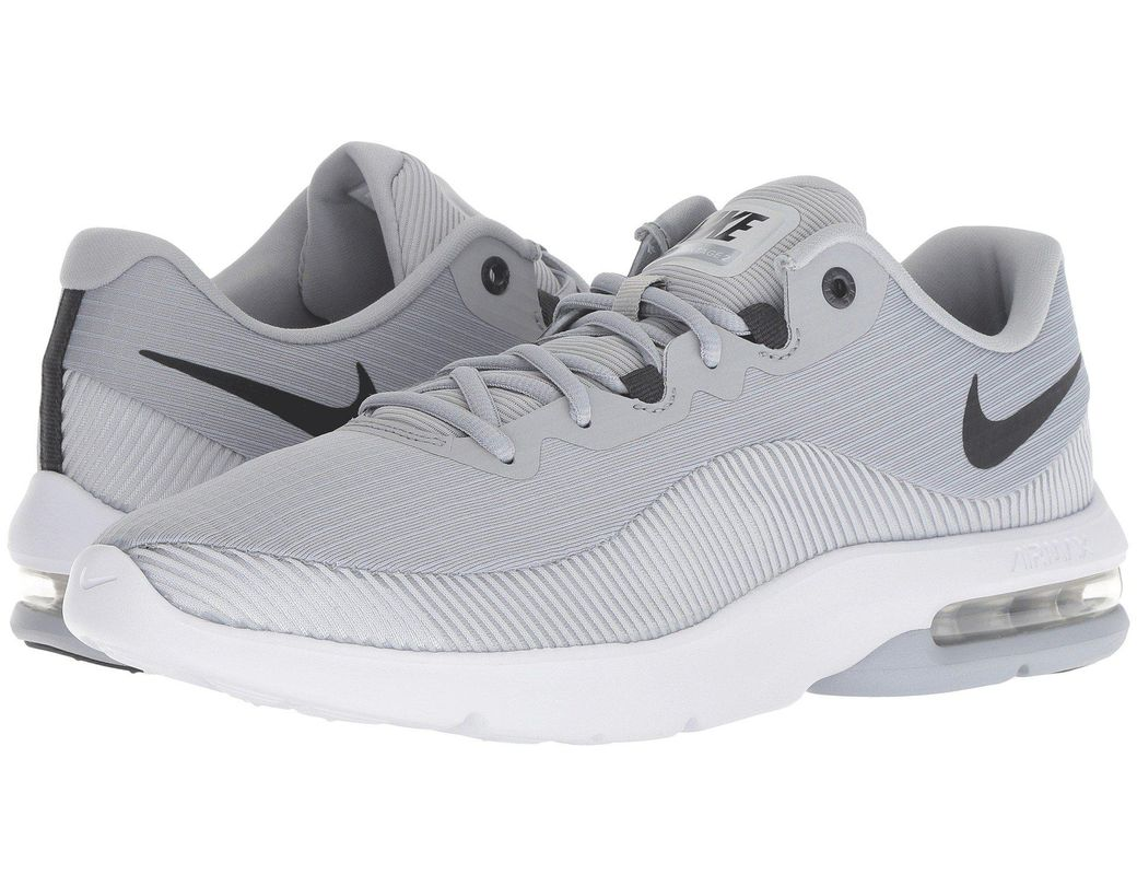 b191405dcff Lyst - Nike Air Max Advantage 2 (white red Orbit wolf Grey) Men s ...