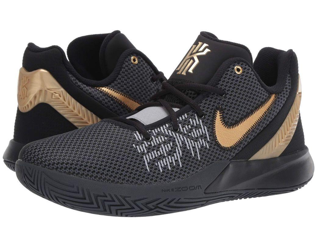00074434c5d2 Nike. Gray Kyrie Flytrap Ii (black black white) Men s Basketball Shoes
