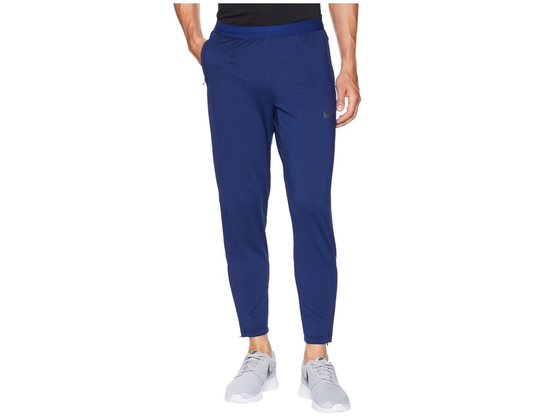 the latest ffc9a c1948 Nike Phenom Pants (obsidian reflect Black) Men s Casual Pants in Blue for  Men - Lyst