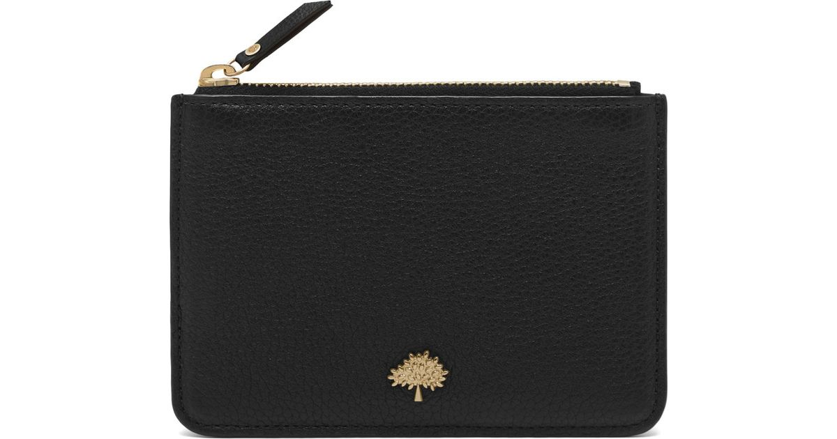 factory Good Prices clear-cut texture Mulberry Black Tree Coin Pouch