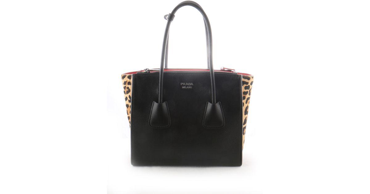 Prada Womens Bag in Black | Lyst