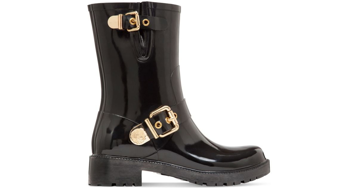 Vince Camuto Hinch Rain Boots In Black Lyst