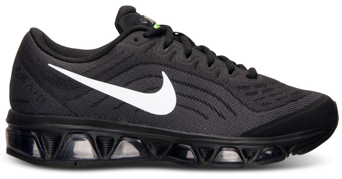 free shipping 32fae 6b12a ... spain lyst nike womens air max tailwind 6 running sneakers from finish  line in gray acaa4