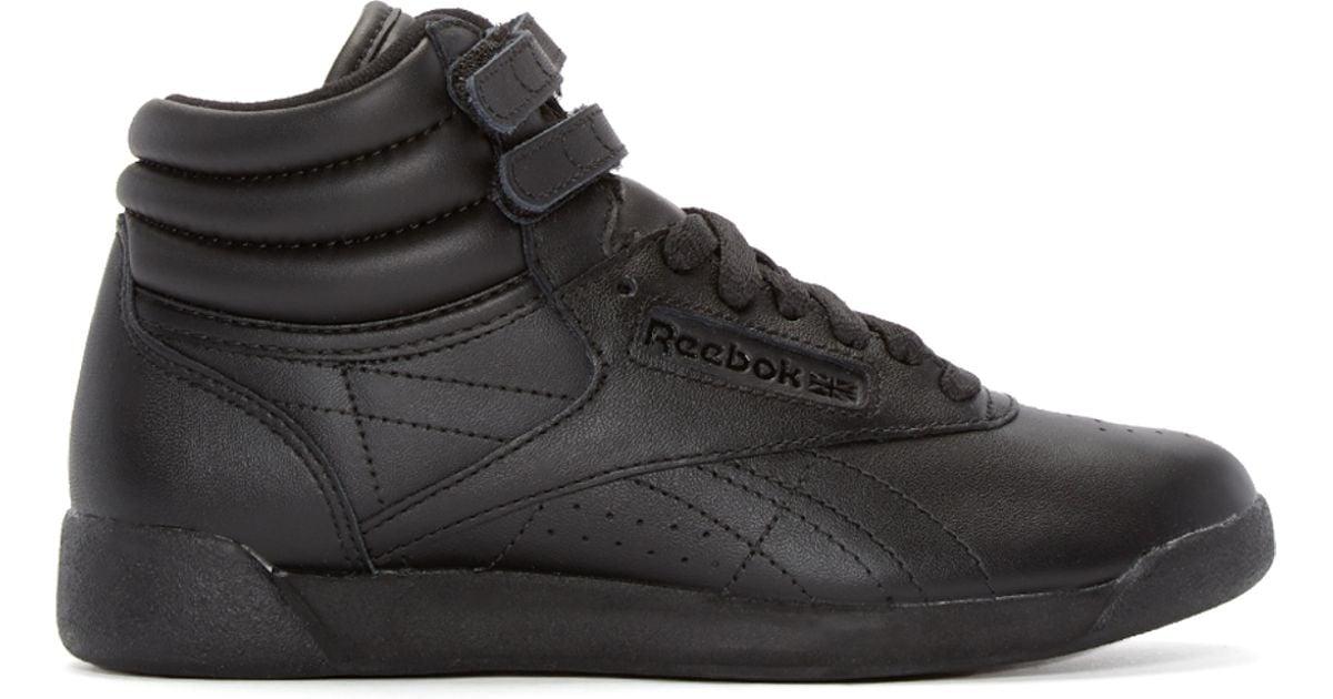 Mens Reebok High Top Sneakers