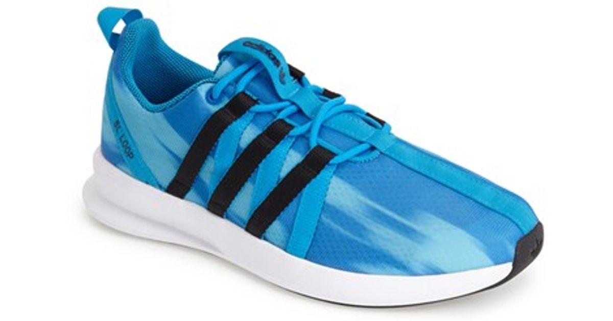 52a48b4580d Lyst - adidas 'Sl Loop Racer 2.0 Cloud' Sneaker in Blue for Men