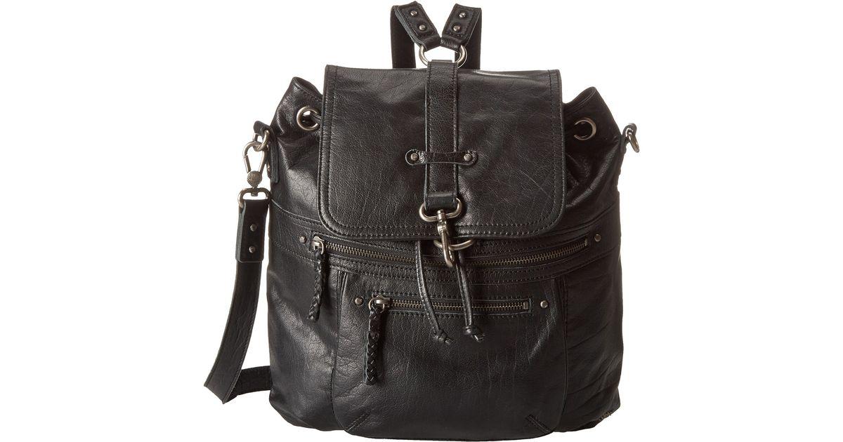 b53ca3d58 The Sak Mariposa Convertible Backpack in Black - Lyst