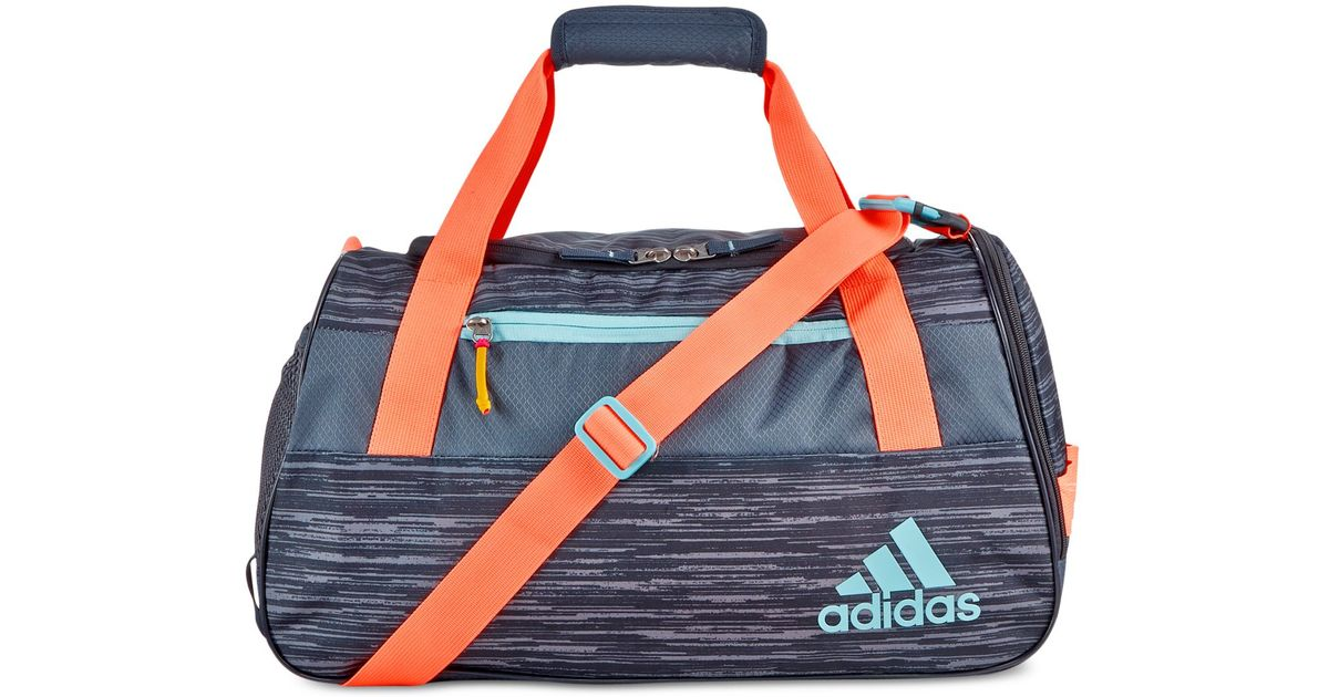 d86e2ba7d375 Lyst - adidas Originals Squad Iii Duffel Bag in Gray