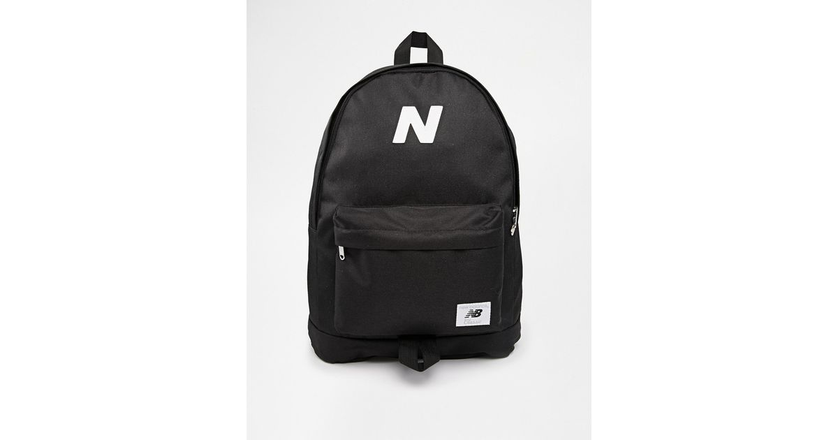 d4f78db5be New Balance Mellow Backpack in Black for Men - Lyst