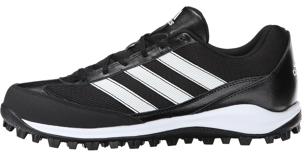 4f9471bf0d7d adidas Originals Turf Hog Lx Low - Baseball in Black for Men - Lyst