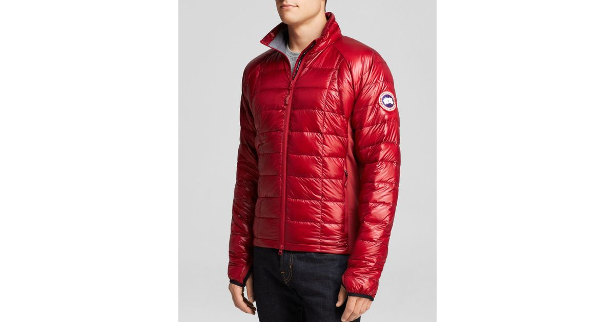 Canada Goose' Hybridge Lite Down Jacket - Men's Redwood, L