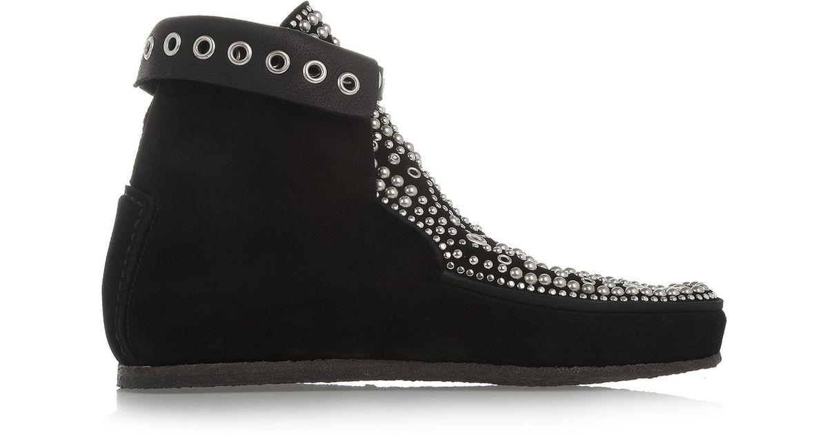 Isabel Marant Mocassin Boots SLGlMoiE