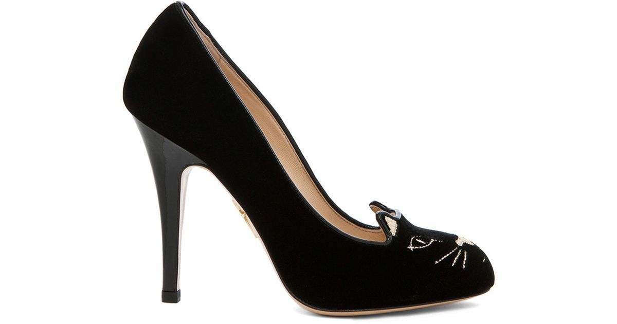 Charlotte Olympia Cat Shoes Sale
