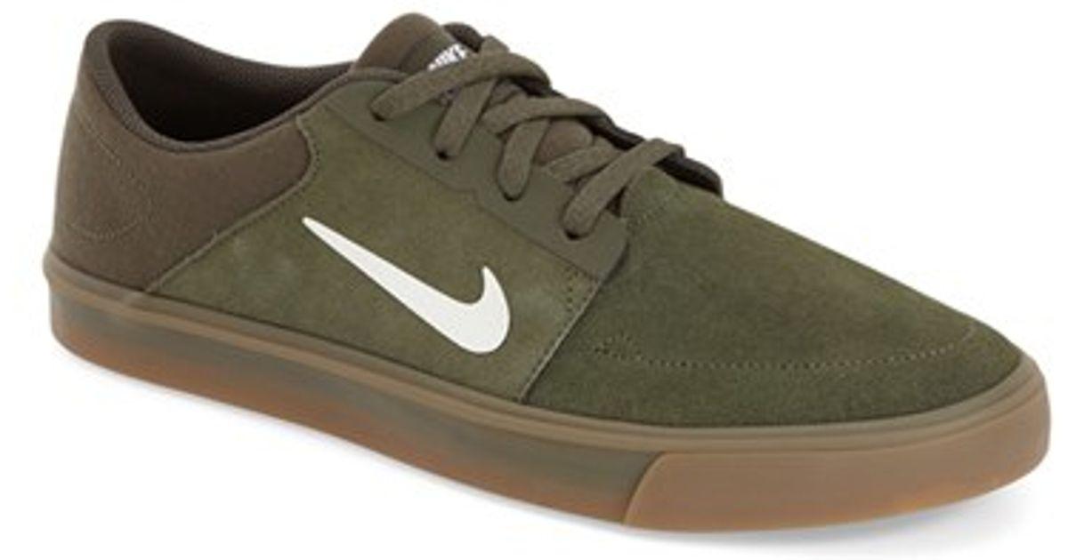'sb in Portmore' groen skate schoen Lyst heren Nike voor 5XwxBqnEO1