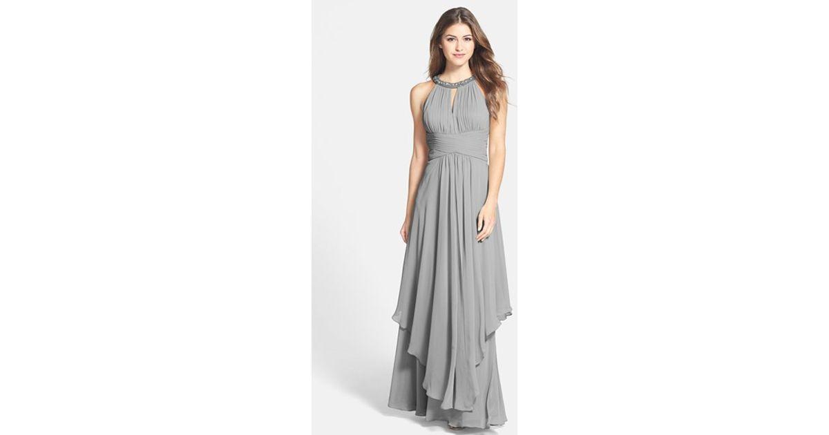 Eliza J Halter Dress