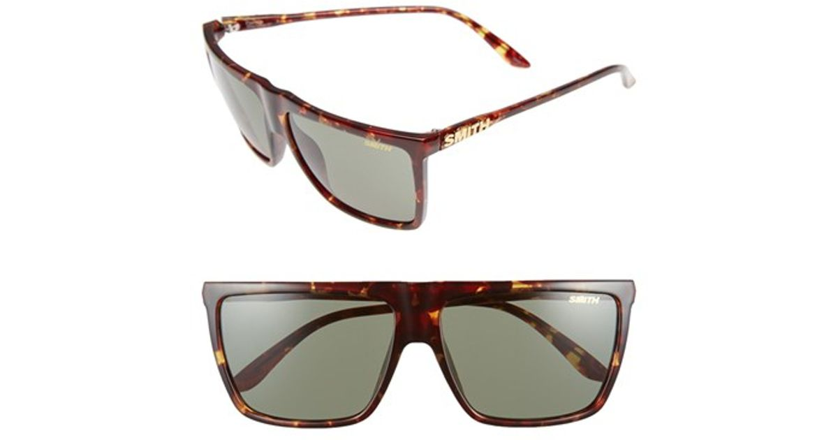 7059b6021f5c Lyst - Smith Optics  cornice - Archive Collection  59mm Polarized Sunglasses  in Brown for Men