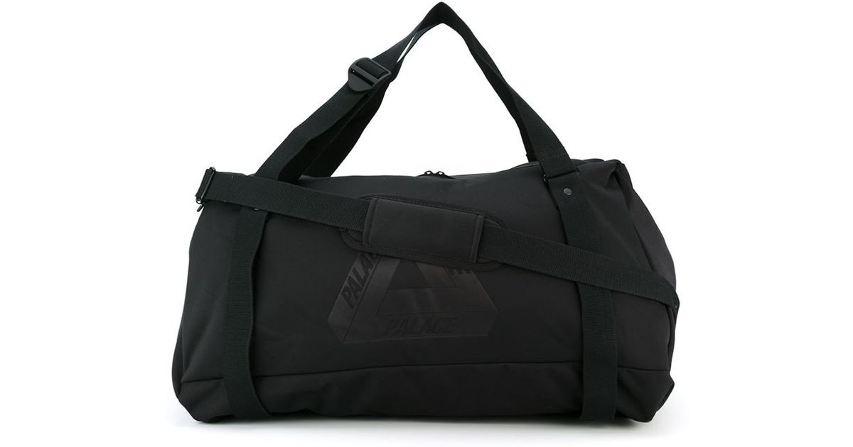 31e4575e89 adidas Originals ' X Palace' Holdall in Black for Men - Lyst
