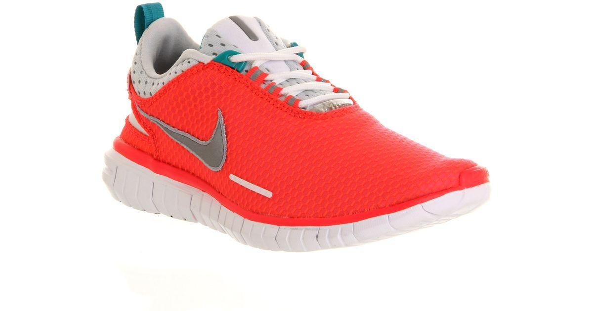 Lyst - Nike Free Og Breeze W in Red