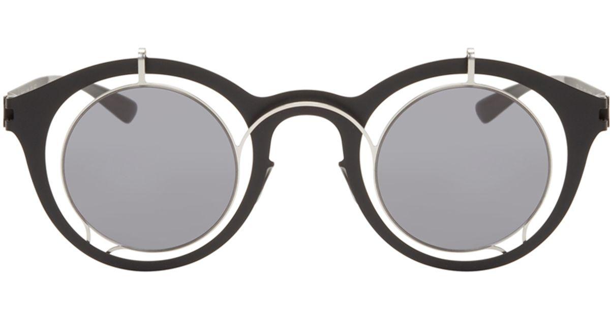 5c880a0bc7d Damir Doma Black Edition Bradfield Sunglasses in Black for Men - Lyst