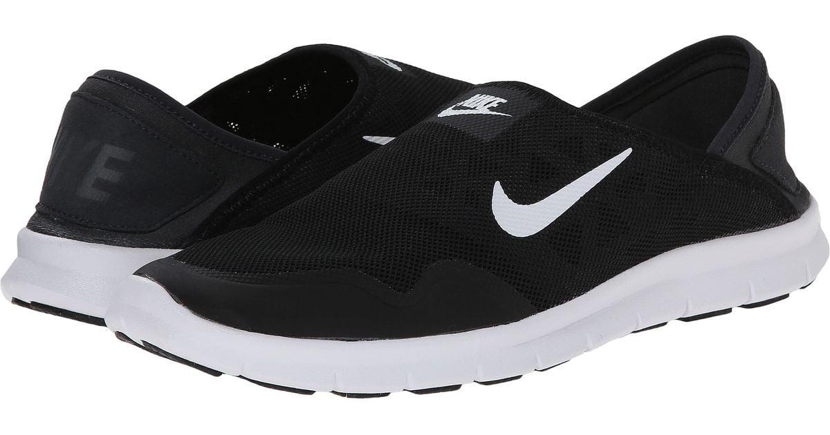 Nike Orive Lite Slip On In Black Lyst