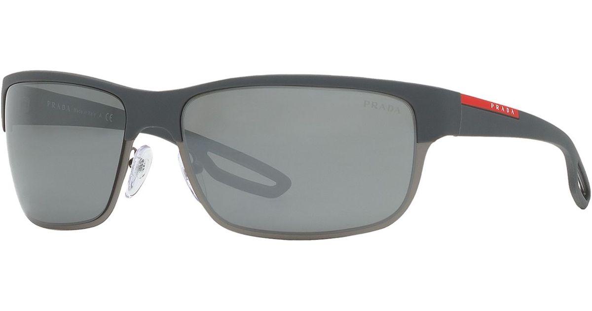 bcc7d2a4795 Lyst - Prada Sunglasses