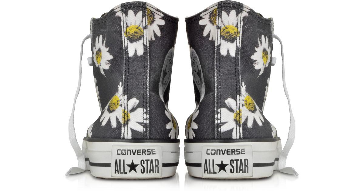 converse printed