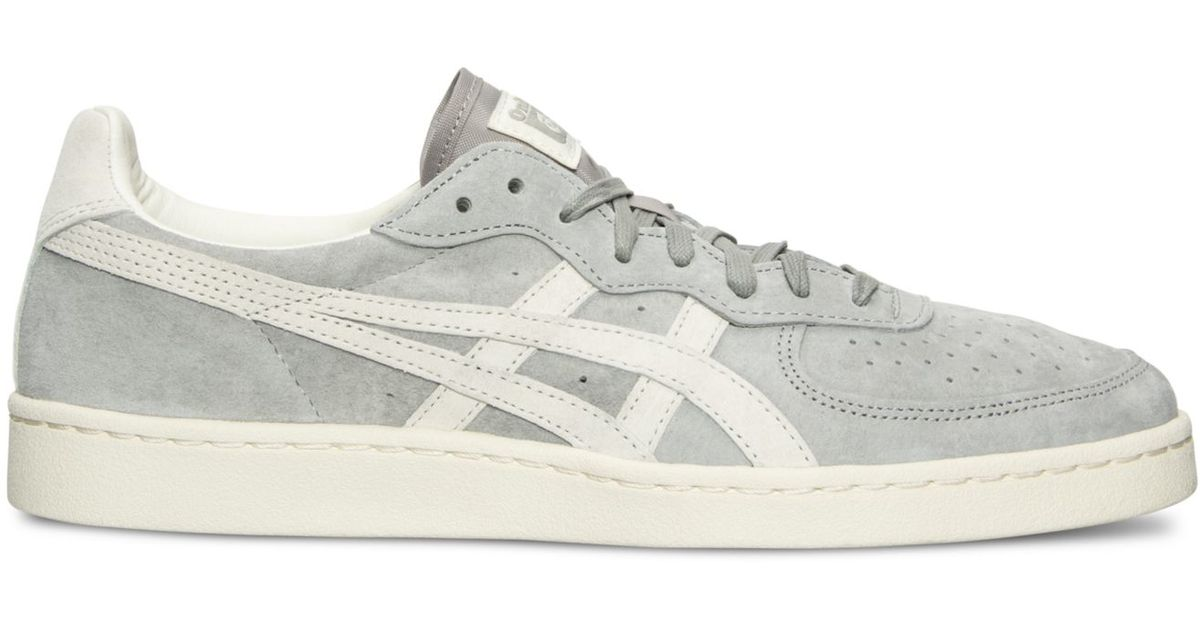 low priced 6bf4c 5ef43 Asics Men s Onitsuka Tiger Gsm Casual Sneakers From Finish Line in Gray for  Men - Lyst