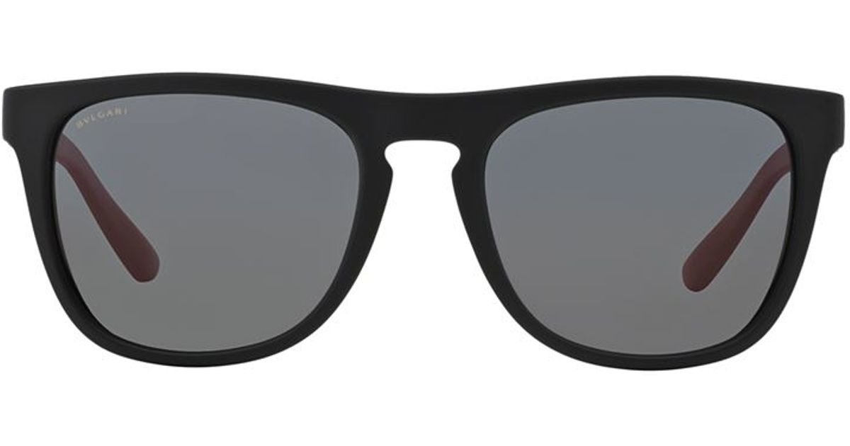 f61a7f0d6a42 Bvlgari Square Men s Sunglasses