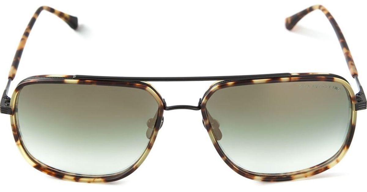 25b85b7b3910 Lyst - Dita Eyewear  Avocet Two  Sunglasses in Brown for Men