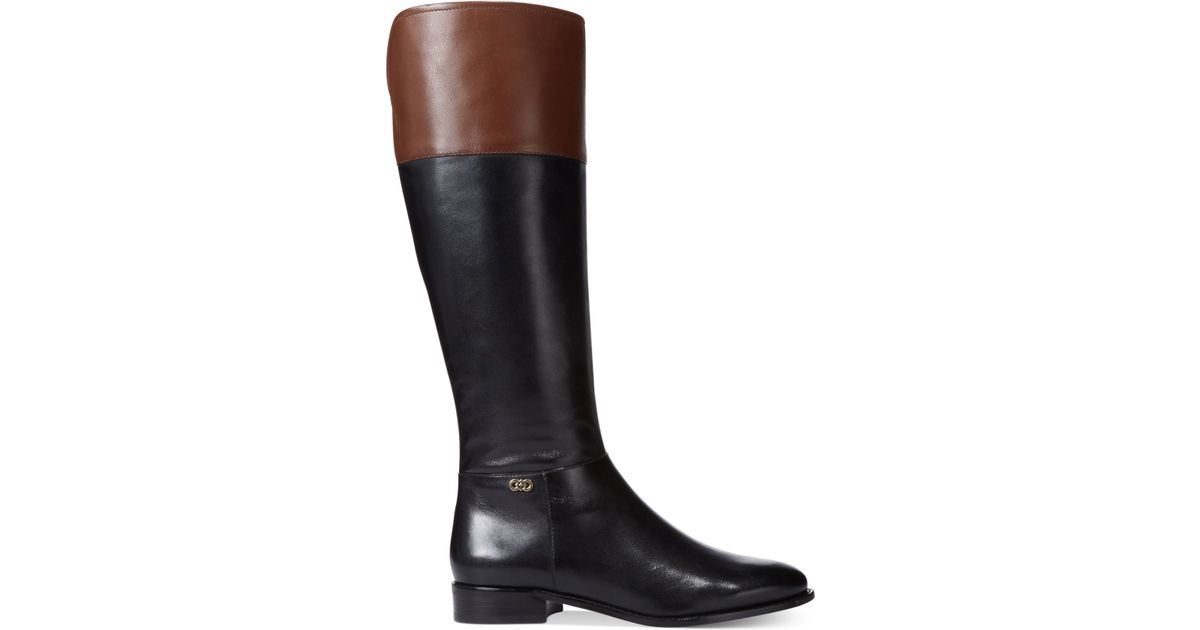 Womens Boots Cole Haan Primrose Riding Boot Black
