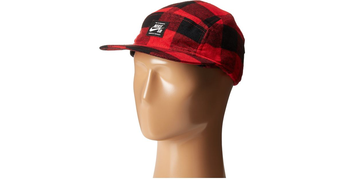 c6ef2c57139 Lyst - Nike Sb Winter Aw84 Hat in Red for Men