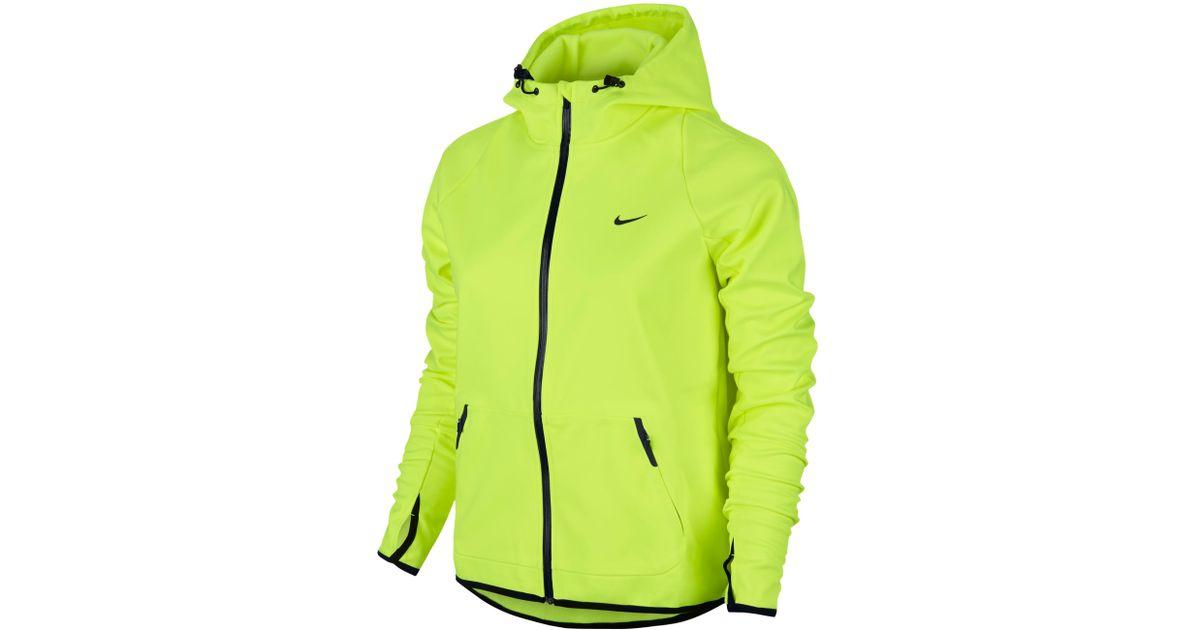c49ed65f2f68 Nike Hypertech Full Zip Training Hoodie in Green for Men - Lyst