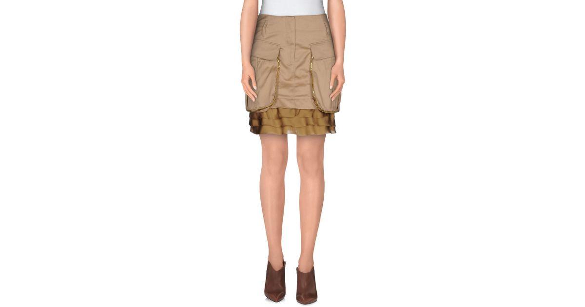 SKIRTS - Mini skirts Coast+Weber+Ahaus Buy Cheap Cheap CRfnWAn4p