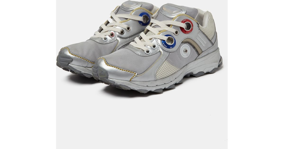 9031bea85fe6 Lyst - adidas By Raf Simons Response Trail Robot Sneakers in Metallic for  Men