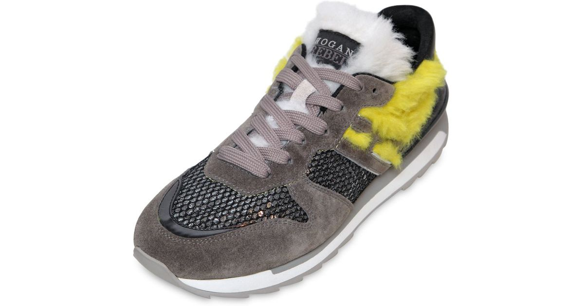 hogan rebel sneakers r261