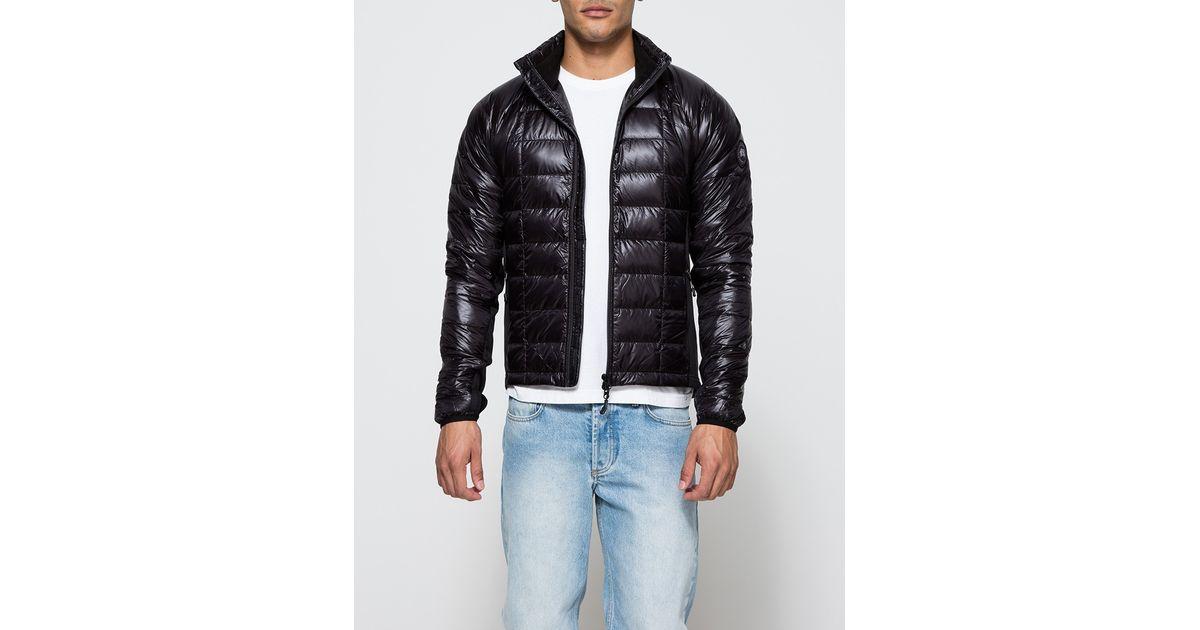canada goose men's hybridge jacket