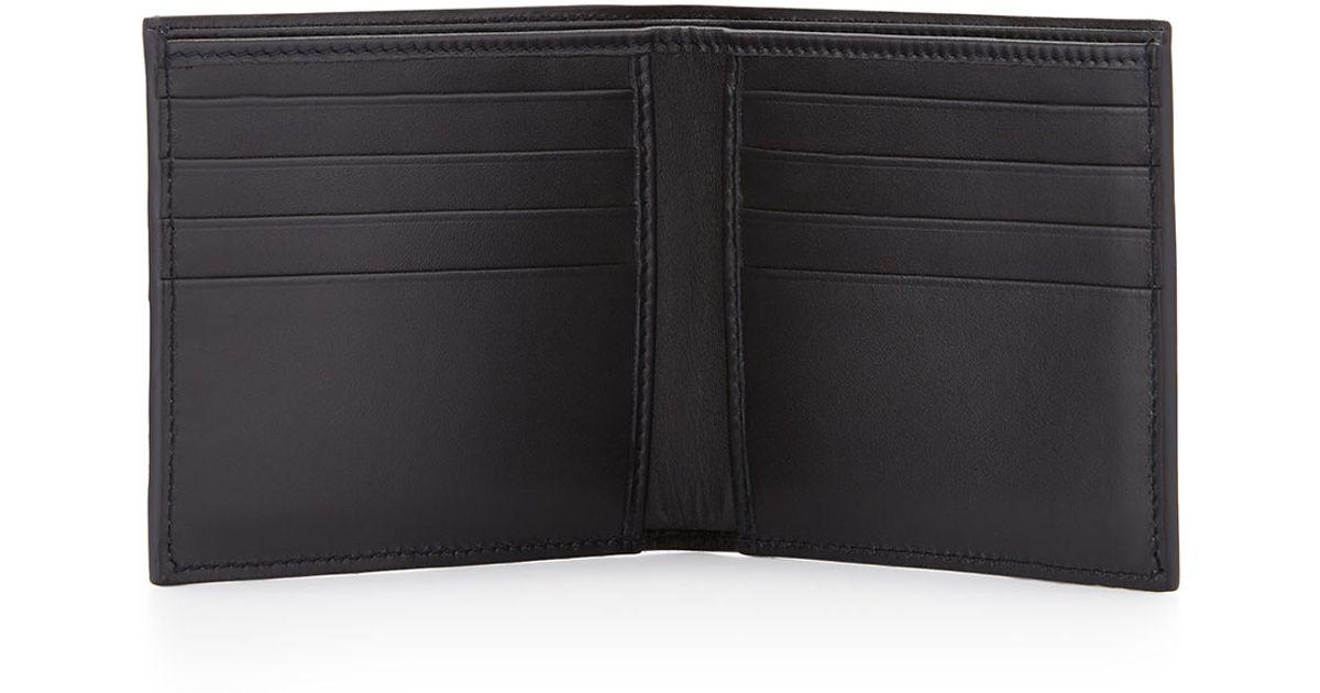 prada ostrich wallet