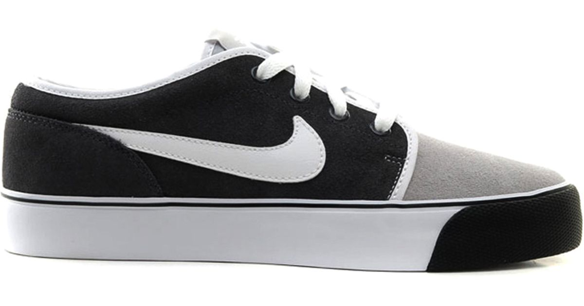 d52ae127d529 Lyst - Nike Toki Low Leather in Black for Men