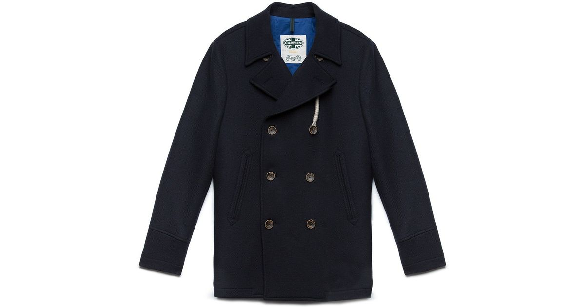 Royal Navy Pea Coat - Tradingbasis