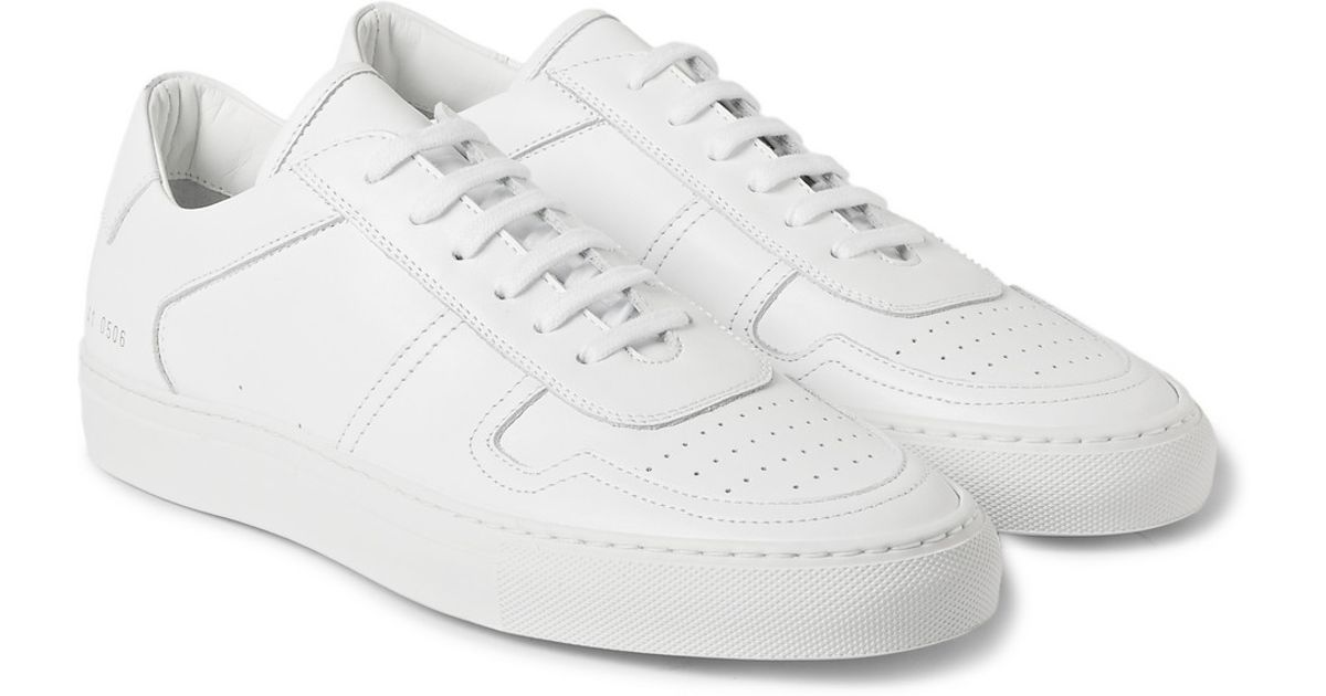 Bball leather sneakers Common Projects AesJN