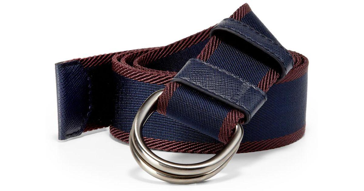 prada light pink wallet - prada blue belt