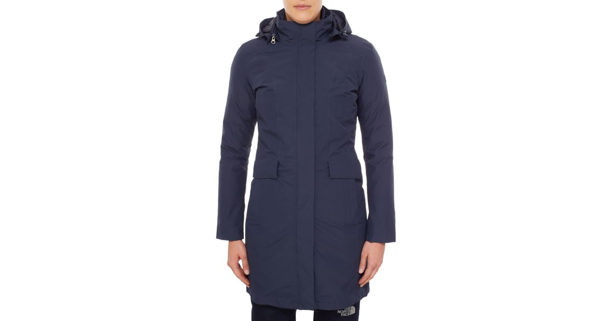 The North Face Suzanne Triclimate 3-in-1 Women s Jacket in Blue - Lyst 5a202a4e26