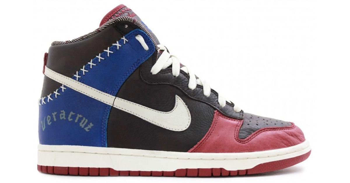 detailed look eb377 4a5ac ... Lyst - Nike Dunk High ac47a30 Premium Utt in Brown for Men c06d7027  Nike DunkJosh Gibson ...