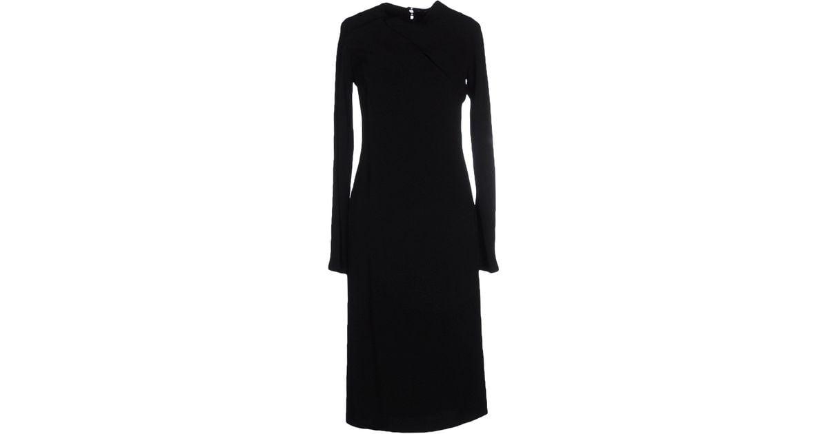 Maria grachvogel black dress