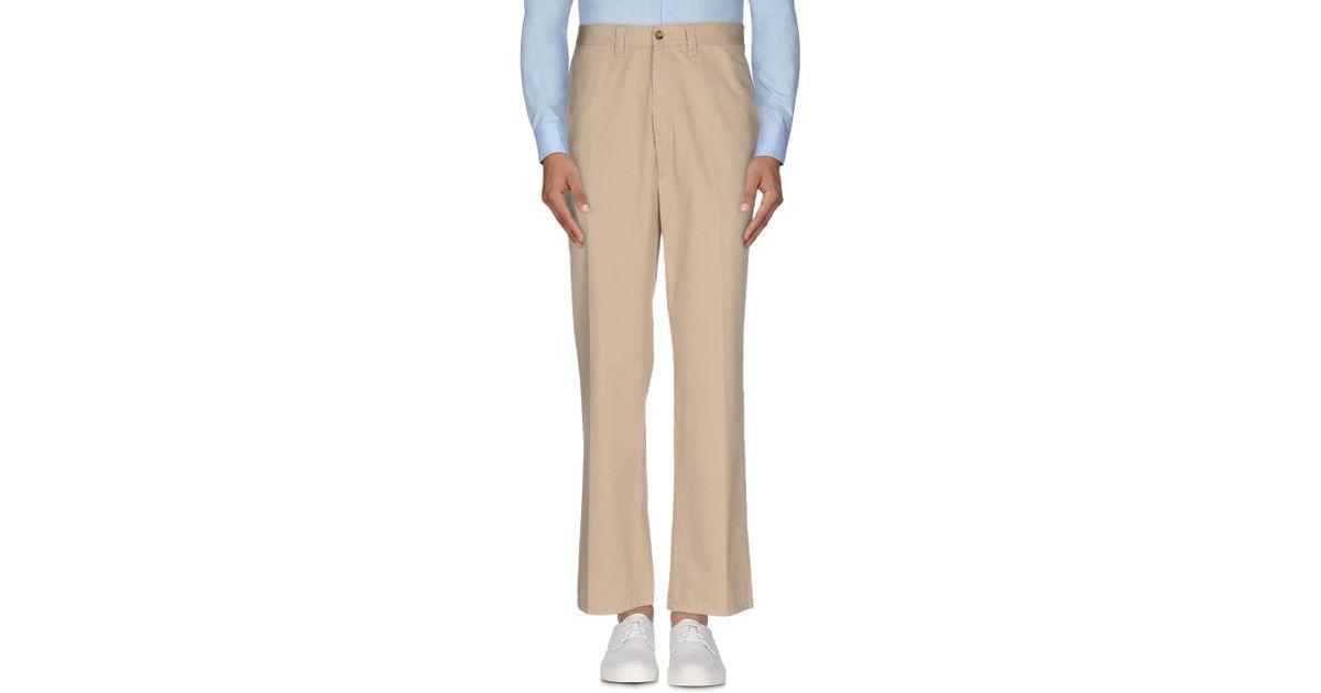 tommy hilfiger casual pants in natural for men lyst. Black Bedroom Furniture Sets. Home Design Ideas