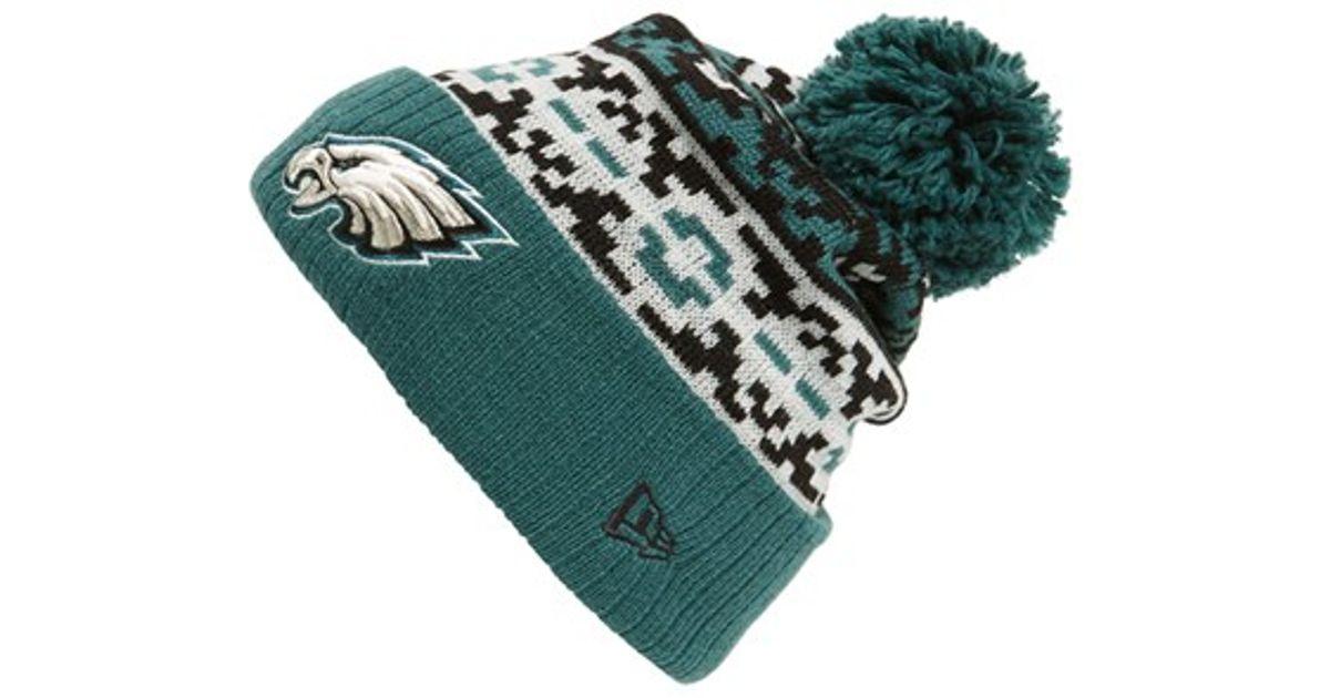 d448490bd3c9ca where can i buy atlanta falcons sideline bobble beanie new era beanies hat.  philadelphia eagles