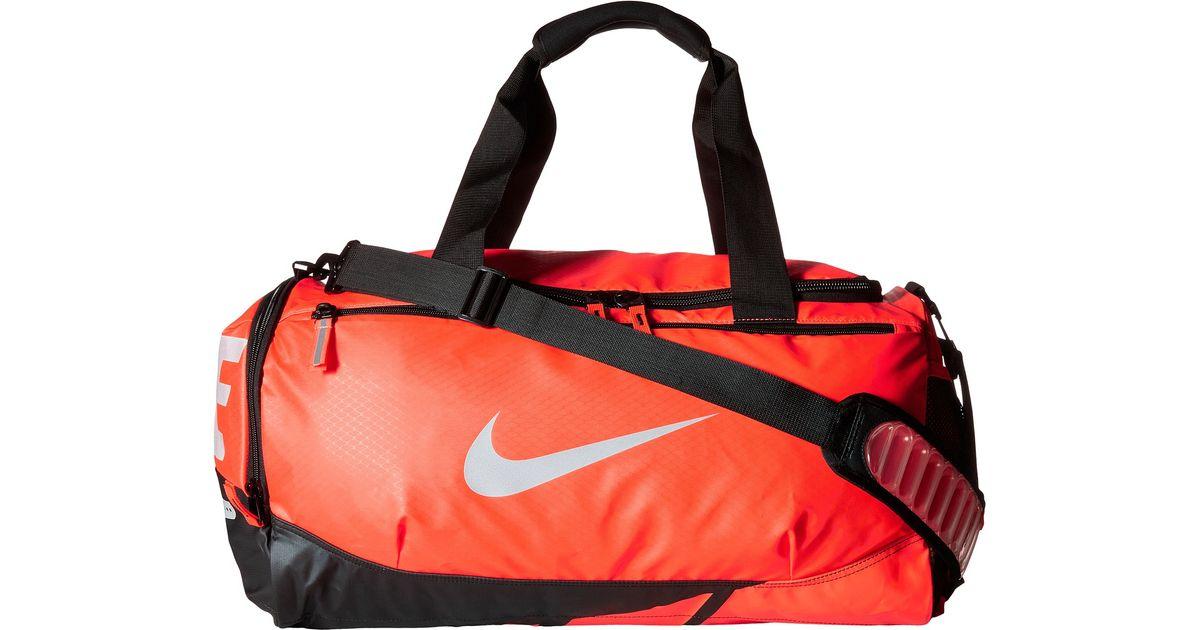 edcd2958140e Lyst - Nike Vapor Max Air Small Duffel in Orange
