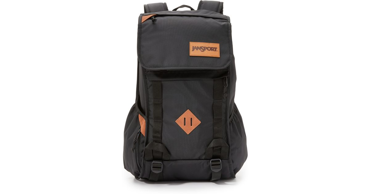 619c4a879a Lyst - Jansport Iron Sight Backpack in Black for Men