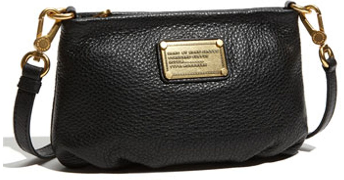8c421a621762 Lyst - Marc By Marc Jacobs  classic Q - Percy  Crossbody Bag in Black