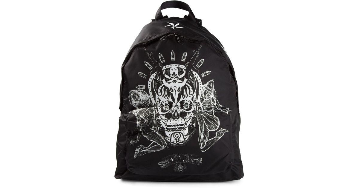 d68bd8310b Givenchy Skull Backpack in Black for Men - Lyst
