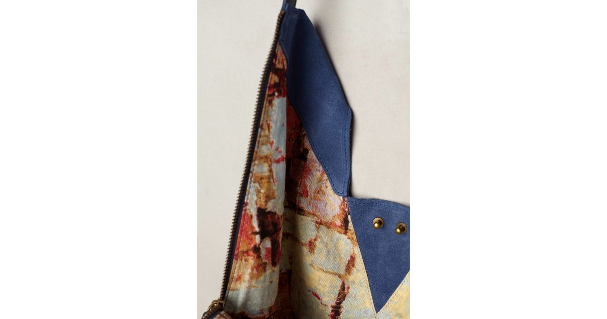Holding horses Charlottenburg Hobo Bag in Blue | Lyst